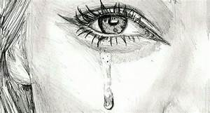 How To Draw Tears With Pencil  Easy Guide To Learn At