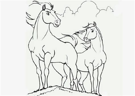 horses coloring pages  coloring pages  coloring