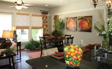 how to decorate your home with fruits and vegetables