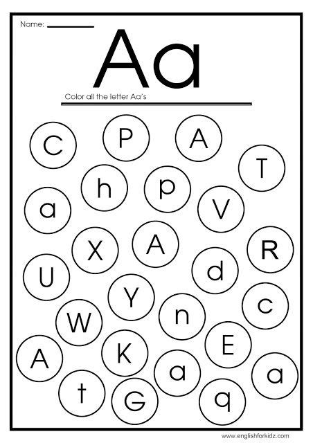 find letter  worksheet letter  worksheets letter