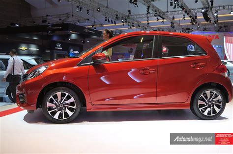 impression review honda brio rs  autonetmagz