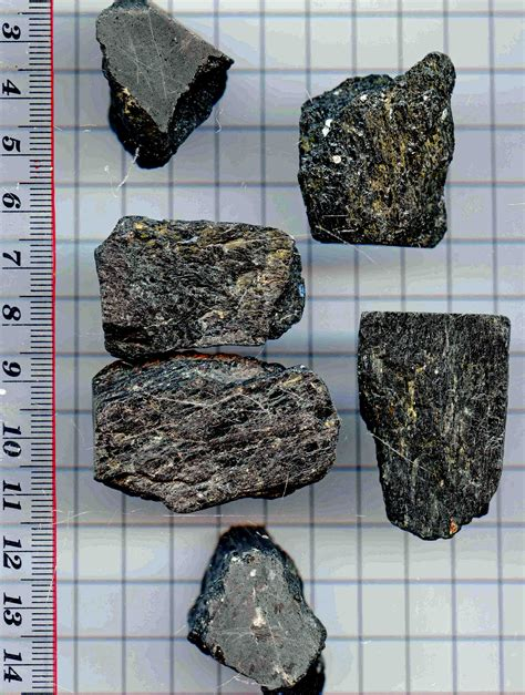 mineral thinsections