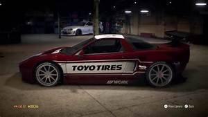 Need for Speed 2015 | Honda NSX Type-R | Tuning | 03 - YouTube