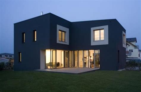 Simple Modern House Building Ideas home design modern simple angular cubic design
