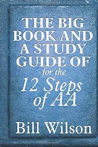 Download Pdf  The Big Book And A Study Guide Of The 12