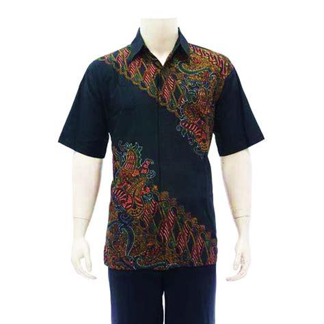 pakaian baju model pakaian kemeja batik pria terbaru
