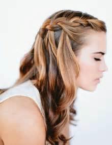 coiffure de mariage cheveux mi coiffure cheveux mi longs ondulés automne hiver 2016 cheveux mi longs nos idées de coiffures