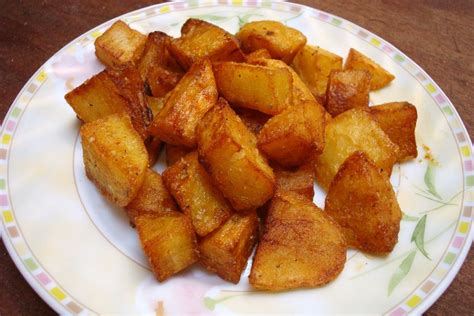 fried potatoes moroccan deep fried potatoes recipe