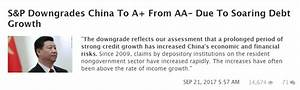 Shanghai Index In Weak Rally As China's Credit Rating ...