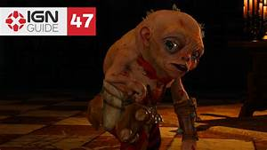 Ugly Baby Pt 1 The Witcher 3 Wild Hunt Walkthrough Part