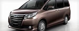 Toyota Noa - Infos  Preise  Alternativen