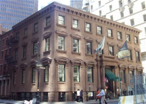 india house nyc new york civil war walking tour route