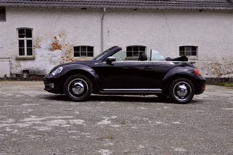 Vw Beetle Cabrio 1 6 Tdi Auto55 Be Tests
