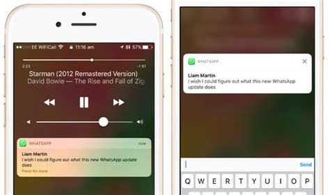whatsapp rolls out blockbuster ios 10 update for iphone
