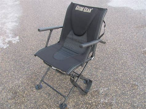 swivel blind fishing chairs outdoor sportsman home