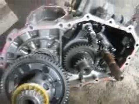 speed toyota transaxle teardown youtube