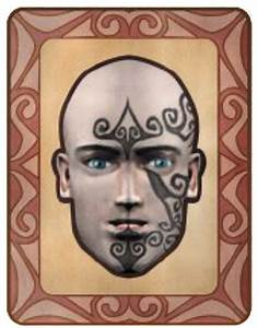 Image - Coron Mask Tattoo.png | The Fable Wiki | FANDOM ...