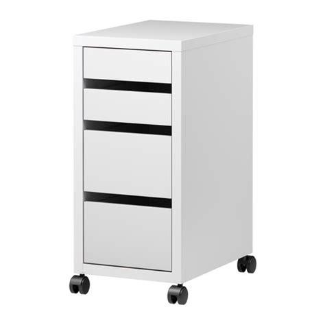 caisson bureau ikea micke caisson à tiroirs sur roulettes blanc ikea
