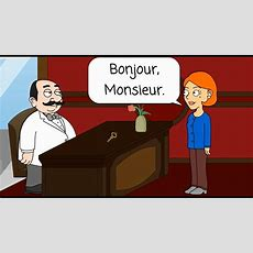 Conversational French Lesson 1 Youtube