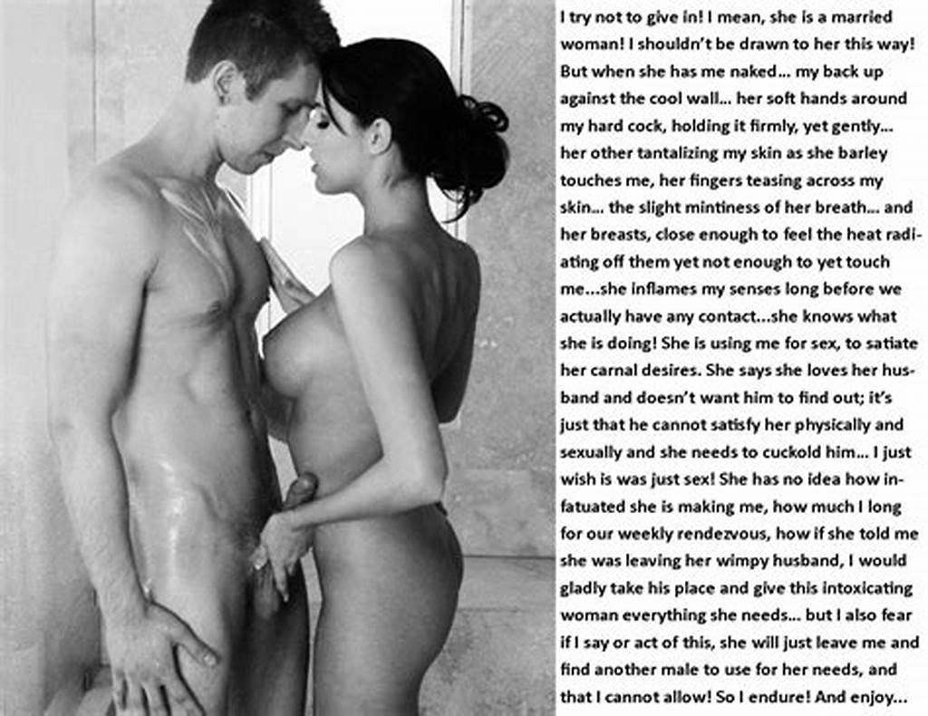 #Cuckold #Captions #124 #The #Way #Nature #Intended #Wife #Gets