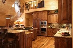 les plus belles cuisines rustiques en images archzinefr With les plus belles petites cuisines