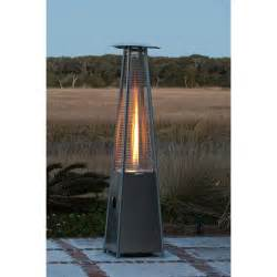 fire sense 40000 btu pyramid flame propane patio heater