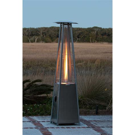 sense 40000 btu pyramid propane patio heater
