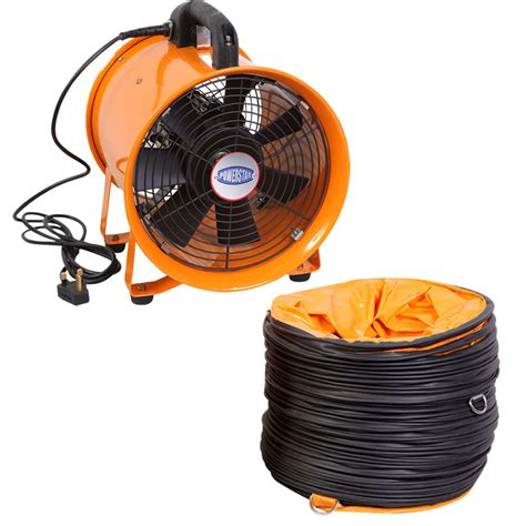 8 inch ventilation fan portable ventilators industrial ventilation blower fan
