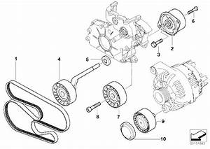 Need To Find Diagram For Serpentine Belt On Bmw 330d E46