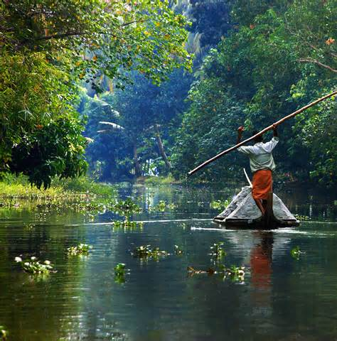Backwaters Of Kerala   Raxa Collective