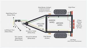 utility trailer wiring diagram moesappaloosascom With diagram besides 6 pin trailer light wiring diagram also pole to 6 pole