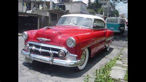 Classic American Barn Find Cars In Mexico City Video 1