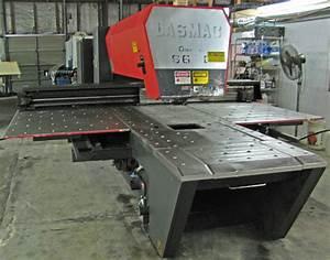 Manual Behrens Turret Punch Press