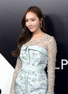 Beautiful Jessica Jung wearing David Morris Jewellery ...  Jessica