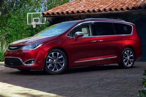 2019 Chrysler Pacifica  Side High Resolution Car