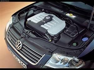 2001 Volkswagen Passat W8 Engine