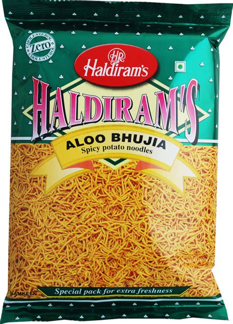 Haldiram's Aloo Bhujia 400 G #33079 | Buy Haldiram Snack ...