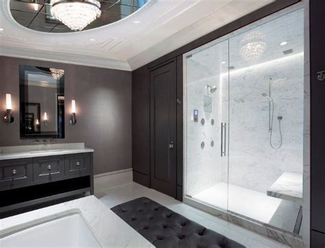 different types of shower doors and their characteristics