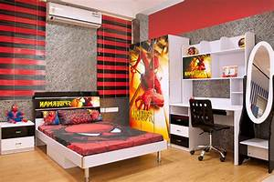 Luxury Bedroom For Teenage Boys