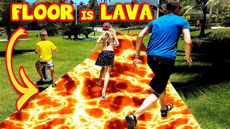 Spencers Lava L Not Working by The Floor Is Lava In Hotel