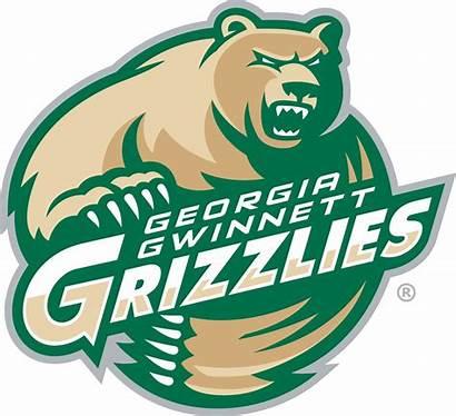 Grizzlies Logos Georgia College Gwinnett Hockey Lawrenceville