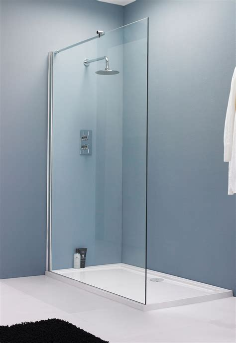 shaped tile 4 reasons to install glass shower screens for your