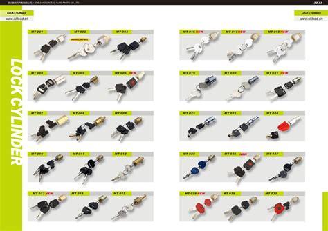 Brass Lock Cylinder For Car Locks