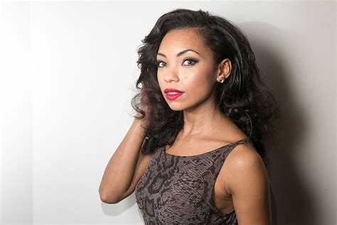 hit the floor logan hype chat logan browning talks weaves rocking the hair you have