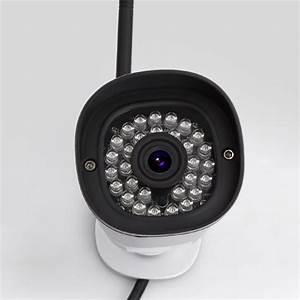 Camera Surveillance Infrarouge Vision Nocturne : camera ip wifi 1080p 2 mpixels exterieure grand angle 102 vision nocturne 30m ~ Melissatoandfro.com Idées de Décoration
