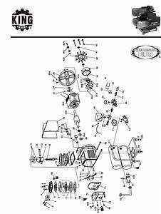 Download King Canada Air Compressor 8489 Manual And User