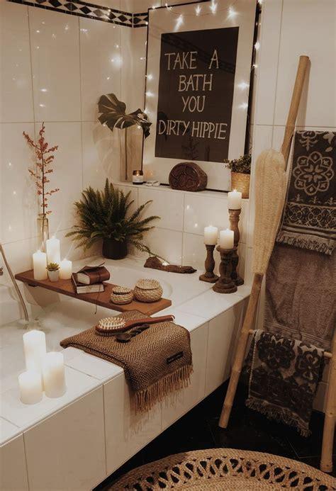 Spa Bathroom Decor Ideas by Rebeccaamayy Take A Bath You Hippie Bathroom