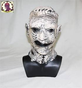2018, Scary, Skull, Scar, Man, Halloween, Mask, Adults, Animal, Cosplay, Costume, Party, Mask, Supplies