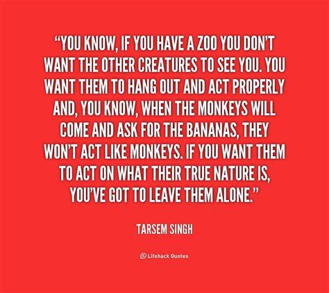 zoo quotes know quotesgram quote