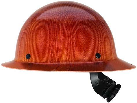 Msa 475407 Natural Tan Skullgard Hard Hat With Fas-trac